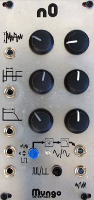 Eurorack Module n0 from Mungo Enterprises