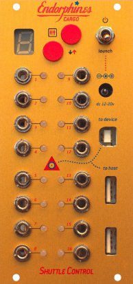 Eurorack Module Shuttle Control from Endorphin.es