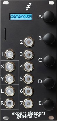 Eurorack Module General CV from Expert Sleepers
