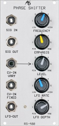 Eurorack Module RS-400 Phase Shifter from Analogue Systems