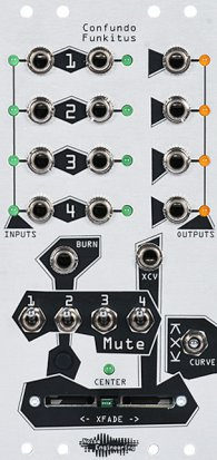 Eurorack Module Confundo Funkitus from Noise Engineering
