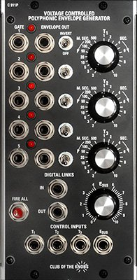MU Module C 911P v1 from Club of the Knobs