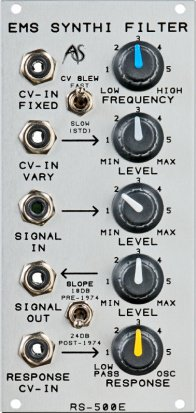 Eurorack Module RS-500E from Analogue Systems