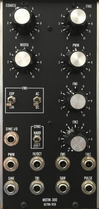 MU Module MOTM-300 MU Build from Free State FX