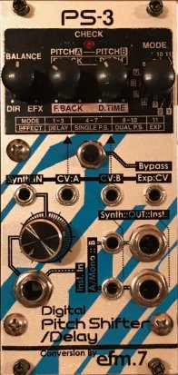 Eurorack Module Boss PS-3 from Other/unknown