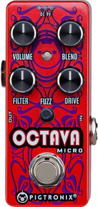 Pedals Module Octavia Micro from Pigtronix