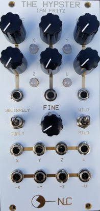 Eurorack Module Ian Fritz's Hypster from Nonlinearcircuits