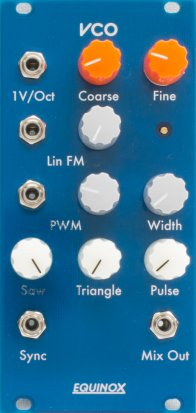 Eurorack Module VCO from Equinox