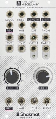 Eurorack Module Bishop's Miscellany from Shakmat Modular
