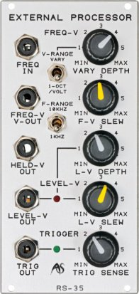 Eurorack Module RS-35 from Analogue Systems