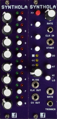 Eurorack Module Synthola from PMFoundations
