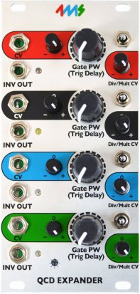 Eurorack Module QCD Expander: from 4ms Company