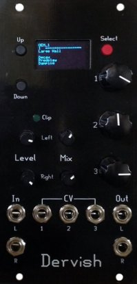 Eurorack Module Dervish from Other/unknown