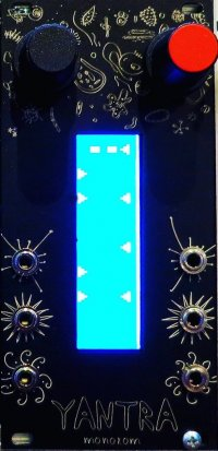 Eurorack Module Monokom Yantra from Other/unknown