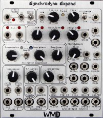 WMD Synchrodyne Expander (correct hp - prototype)