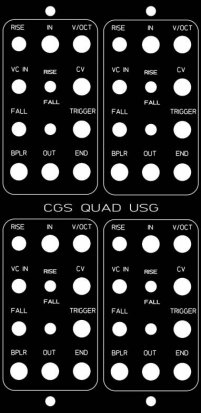 MU Module Quad USG from CGS