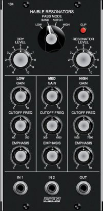 MU Module FSFX 104: Haible Resonators from Free State FX