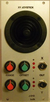 Eurorack Module J-010 Joystick from Ladik