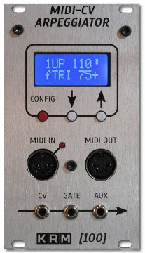 Eurorack Module KRM-100 from Other/unknown