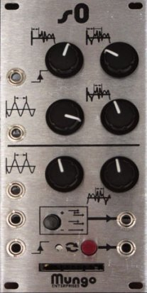 Eurorack Module s0 from Mungo Enterprises