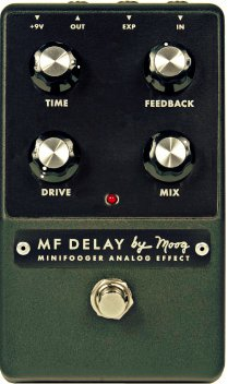 Pedals Module MF Delay (Classic) from Moog Music Inc.