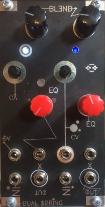 Eurorack Module S3n0Я Dual Spring from Other/unknown