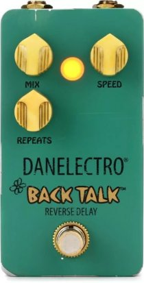 Pedals Module Back Talk from Danelectro