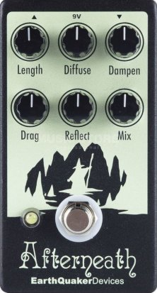 Pedals Module Afterneath from EarthQuaker Devices