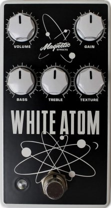 Pedals Module White Atom V3 from Magnetic Effects