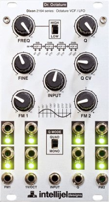 Eurorack Module Dr. Octature from Intellijel