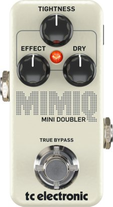 Pedals Module Mimiq Mini Doubler from TC Electronic