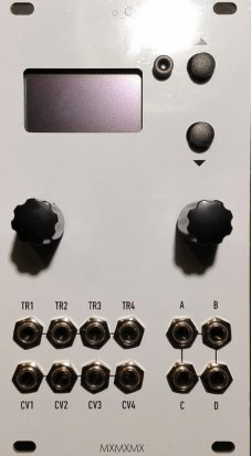 Eurorack Module Ornament & Crime (White) from Other/unknown