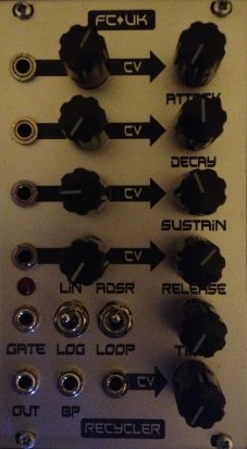 Eurorack Module Recycler from Frequency Central