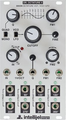 Eurorack Module Dr. Octature II from Intellijel