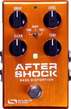 Pedals Module Aftershock from Source Audio
