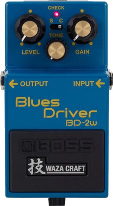 Pedals Module BD-2w from Boss