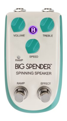Pedals Module Big spender from Danelectro