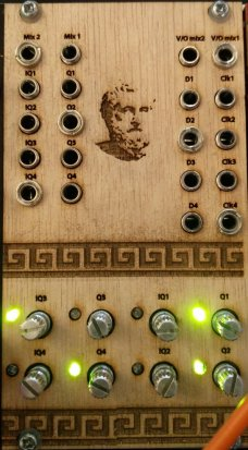 Eurorack Module Aristotle from Other/unknown