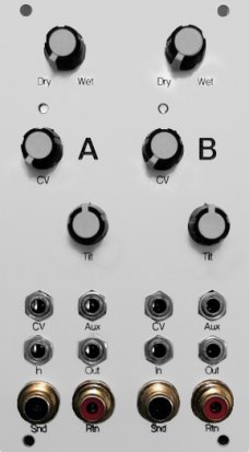 Eurorack Module Spring (Dual) from Music Thing Modular