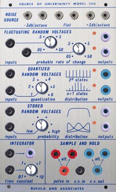 Buchla Module Model 266 from Buchla