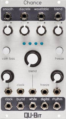 Eurorack Module Chance from Qu-Bit Electronix