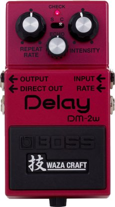 Pedals Module DM-2W Delay from Boss