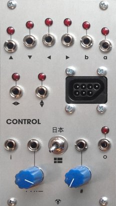 Eurorack Module Control Core from Special Stage Systems