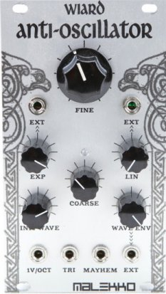 "Eurorack Module Anti-Oscillator (Wiard a.k.a.""Gargoyles"" version) from Malekko Heavy Industry"