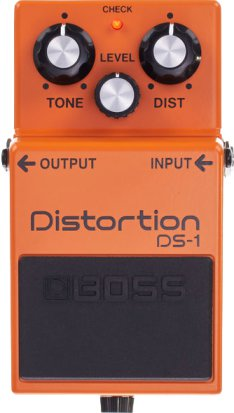 Pedals Module DS-1 from Boss