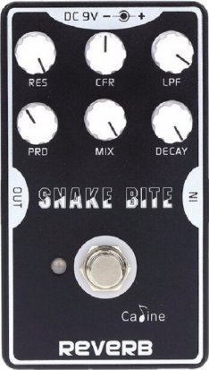 Pedals Module Snake Bite Reverb from Caline