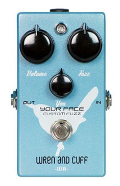 Pedals Module Your Face Custom from Wren and Cuff