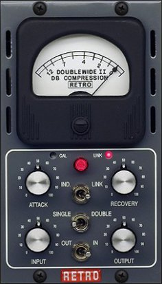 500 Series Module RETRO INSTRUMENTS DOUBLEWIDE II from Other/unknown