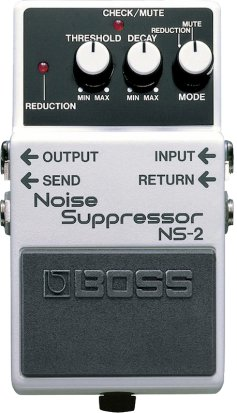 Pedals Module NS-2 Noise Suppressor from Boss