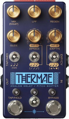 Pedals Module Thermae from Chase Bliss Audio